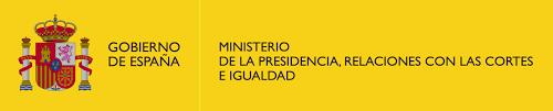 logo ministerio igualdad